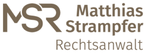 Rechtsanwalt Mag. Matthias Strampfer