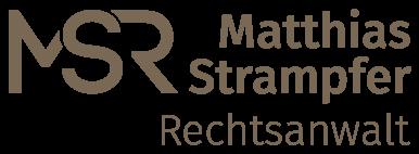 Logo Rechtsanwalt Mag. Strampfer